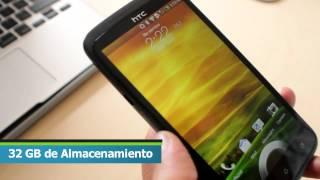 Primeras impresiones HTC One X(Llegó al Matukplex el HTC One X, el último modelo de la familia de teléfonos inteligentes de la firma que ofrece una pantalla de 4.7 pulgadas con tecnología ..., 2012-07-19T20:22:25.000Z)