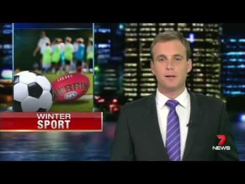 Sports Injuries First Aid - 7 Perth News