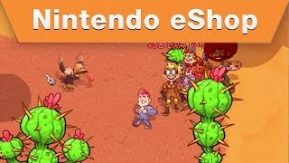 Nintendo eShop - Citizens of Earth Teaser Trailer for Wii U and Nintendo 3DS