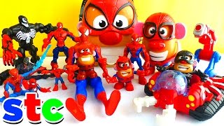 Mr Potato Head Marvel Avengers Collection Spiderman