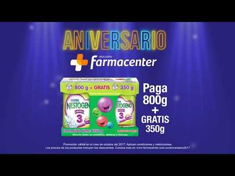Aniversario Farmacenter - Nestogeno y Vick