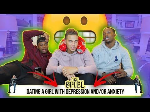 dating a man with depression and anxiety