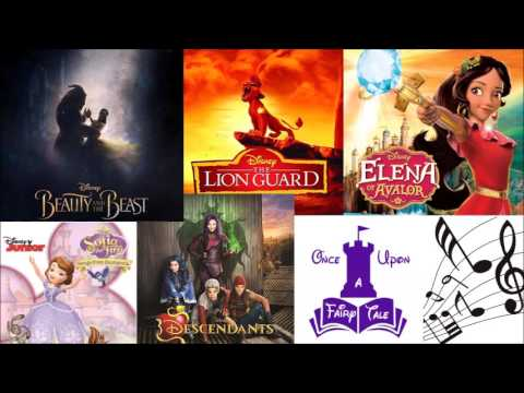 #020 OUAFT - Disney Music (A Comprehensive Guide Part 3)