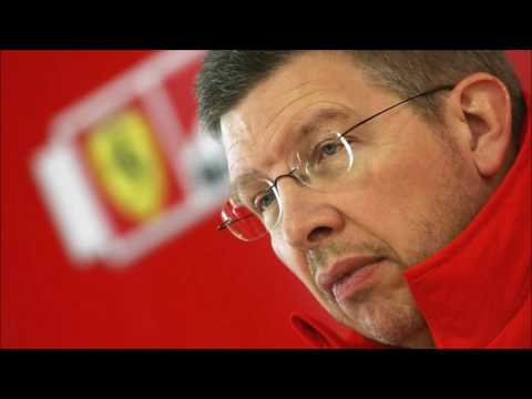 What drives Ross Brawn?