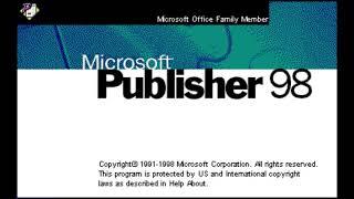 Energetic (Sumer_01.mid) - Microsoft Publisher 98 - OPL3
