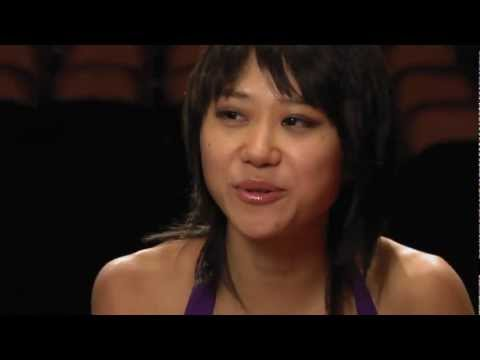 Yuja Wang - Interview (HD/HQ Sound)