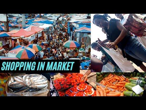 Download SHOPPING IN DUGBE MARKET + SANGO MARKET | LIVING IN IBADAN NIGERIA