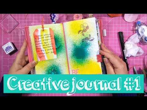 Creative journal #1 - o começo