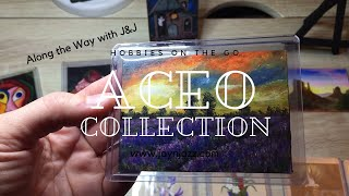 Hobbies On The Go - ACEO Collection - RV Hobbies - Art Cards Editions Originals 🎨