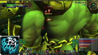 World of Warcraft - Heroic Mannoroth & Archimonde - Feral