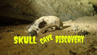 New Mysterious Skull Cave Discovered!