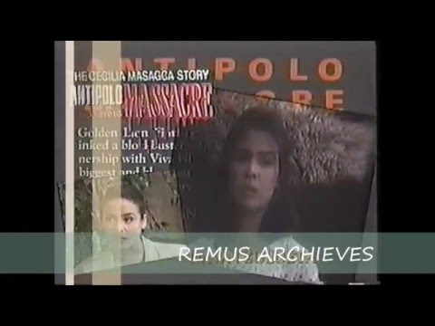 The Cecilia Masagca Story: Antipolo Massacre (Jesus Save Us!) (1994)