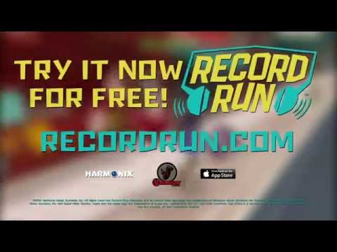 Record Run Gameplay Trailer - Available Now!