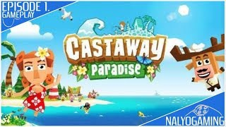 CASTAWAY PARADISE, PS4 Gameplay First Look Preview