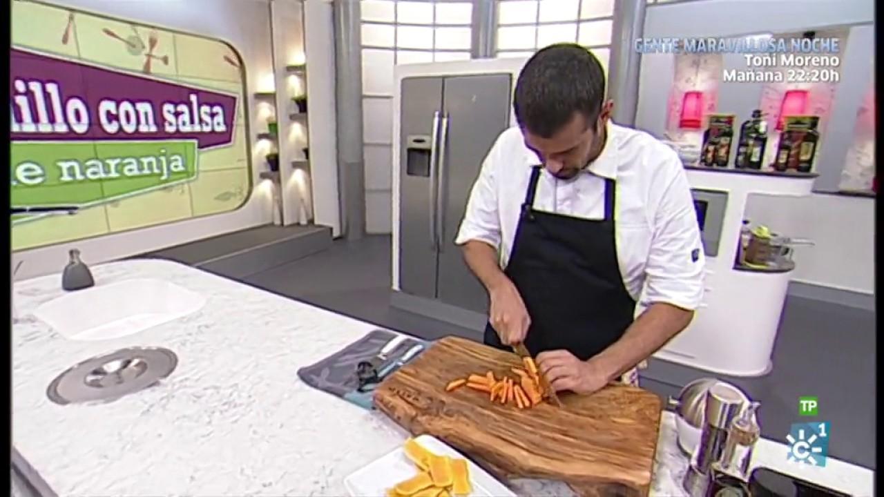 C Sur Cocina Cometelo Recetas | Cometelo Solomillo Con Salsa De Naranja Youtube
