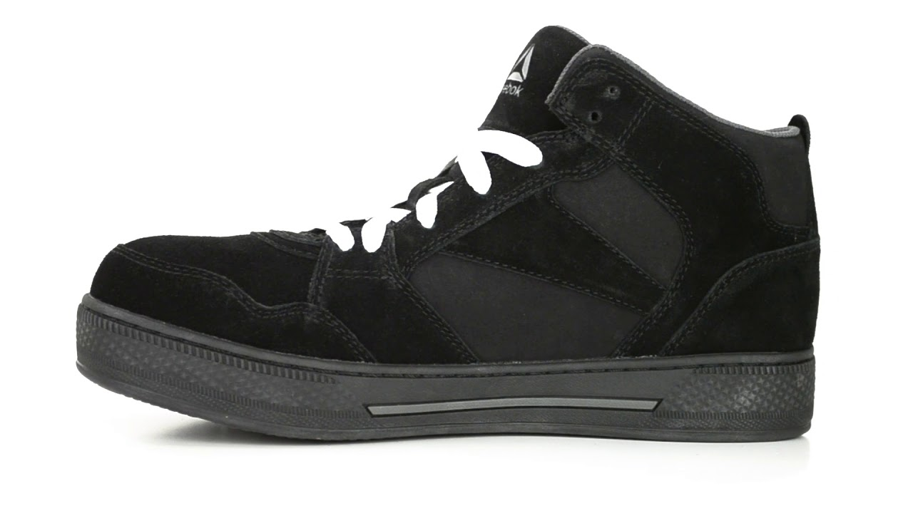 de2cef901f7 Men's Reebok Composite Toe Metal Free Wedge Sole Work Shoe RB1735 @  Steel-Toe-Shoes.com