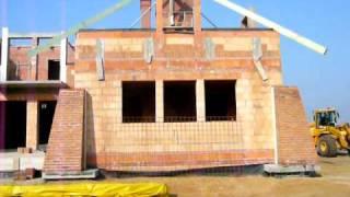 GL326 Montaż więźby dachowej i murowanie kominów