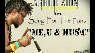 agbor zion song for the fans