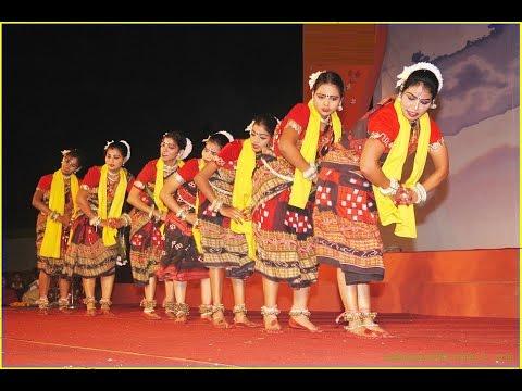 Odisha Mo Odisha By Sri Dasabatar Nrutyashala