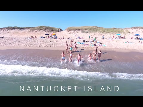 A Day On Nantucket Island - MY FAVOURITE MEMORY YET {Phantom 4 Drone}