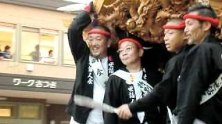 2010.10.10 泉大津だんじり (2) thumbnail