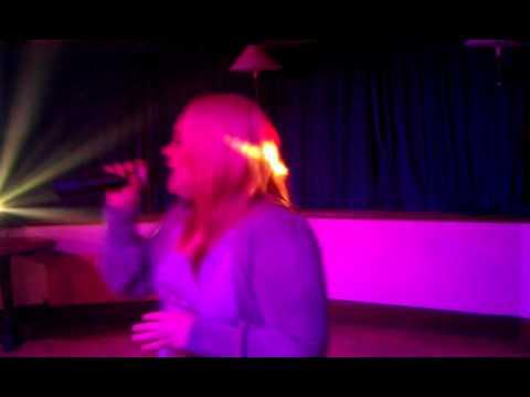 Ducks karaoke @ Brindleys lock yvonne leach 40th