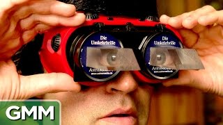 Download Upside Down Glasses Challenge Mp3 and Videos