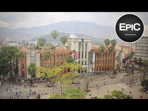Museo de Antioquia - Medellín, Colombia (HD)