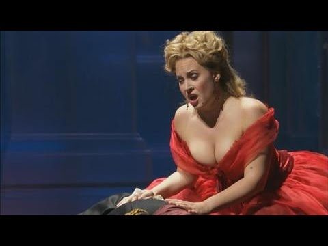 Metropolitan Opera Star Soprano on Her 'Otello' Role
