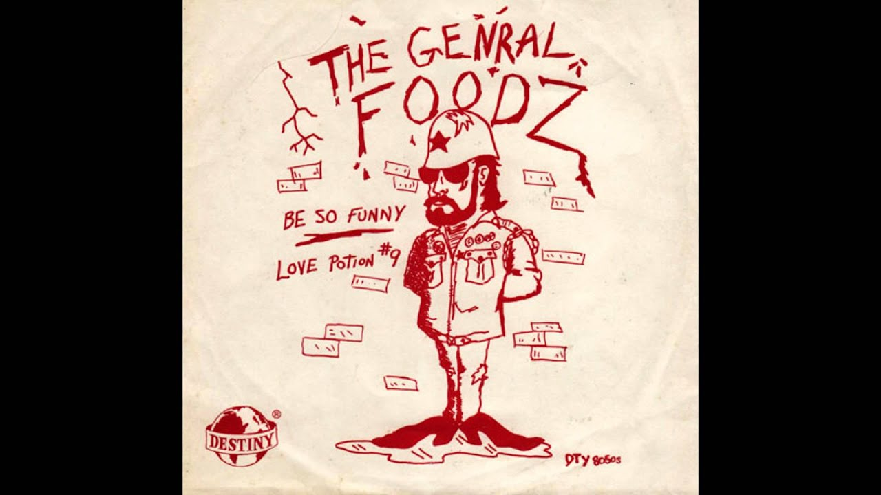 The genral foodz love potion 9 the clovers punk cover
