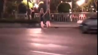 Русские пьяные девушки 18  Самое смешное прикольное видео Не порно приколы шутки юмор