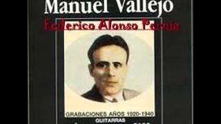 MANUEL VALLEJO, NOS CANTA POR FANDANGOS CON LA GUITARRA DE RAMÓN MONTOYA