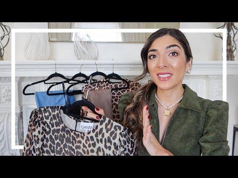 AUTUMN TRENDS HAUL + NEW BAG UNBOXING! | Amelia Liana