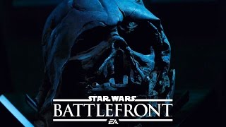 Star Wars Battlefront Gameplay Darth Vader Intro Mission! 100 DEAD REBELS! (XB1/PS4/PC 1080p 60fps)