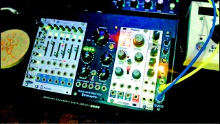 Resonant Stag (a symphony) - modular synth live jam feat. Erica Synths Black Wavetable - POB