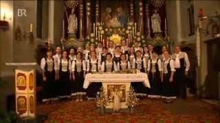 Kirchenchor Lappach - Stille Nacht,Heilige Nacht