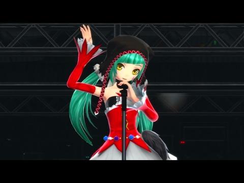 Hatsune Miku: Project DIVA F 2nd - [Live Studio]