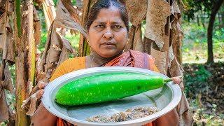 Vegetable Recipe: Calabash Cooking Recipe in Village by Village Food Life
