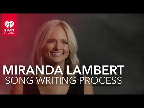 Miranda Lambert Interview - Writing New Country Album