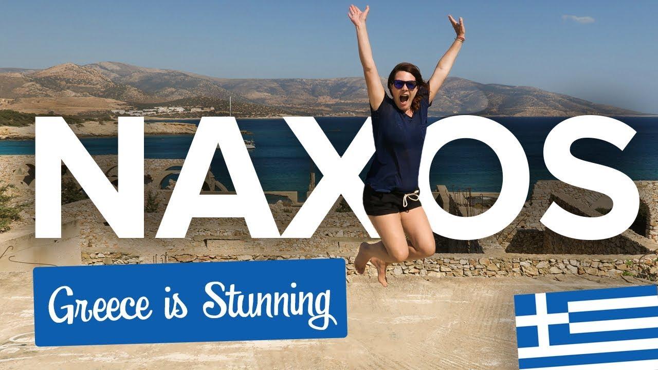 Naxos Amazing Greek Island  Nude Beach, Dunes  Graffiti -5584