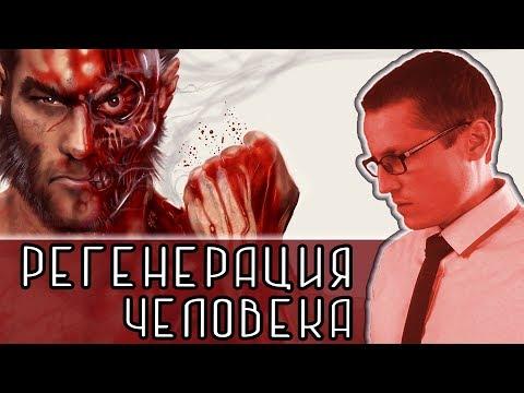 РЕГЕНЕРАЦИЯ ЧЕЛОВЕКА [Новости науки и технологий]