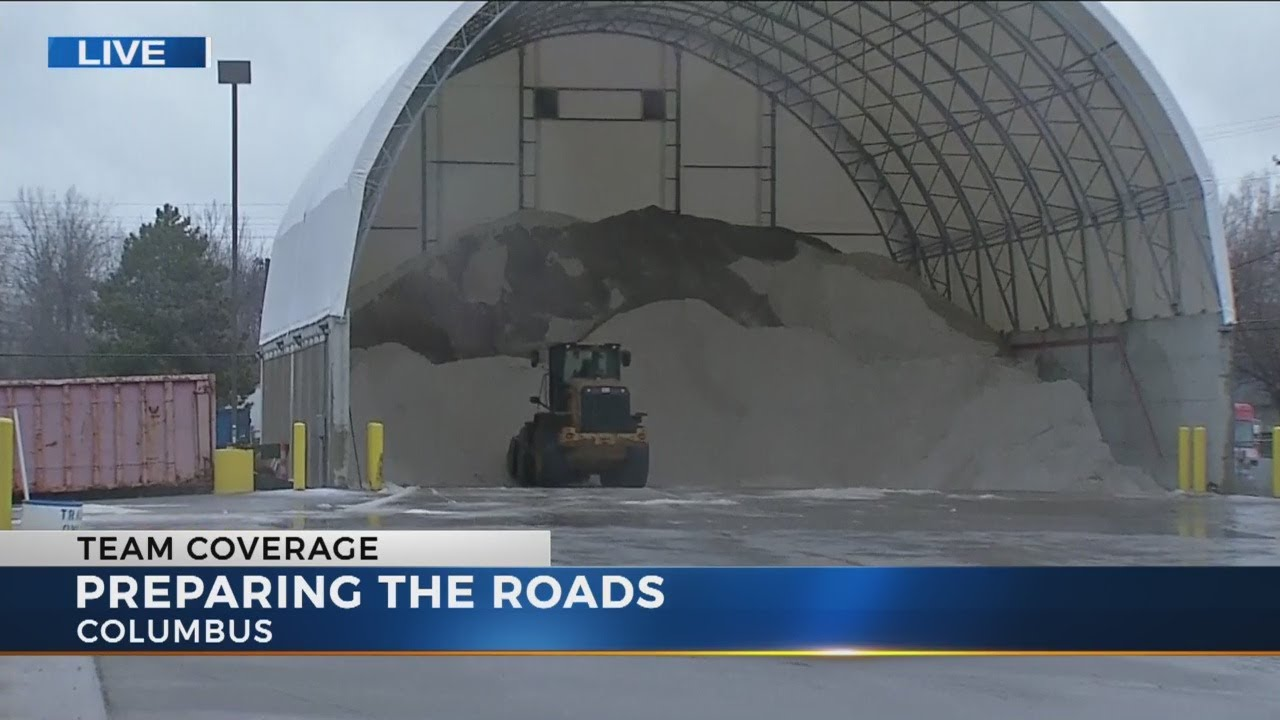ODOT, city crews working to keep streets clear