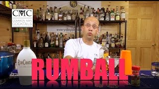 The Rumball, With Fireball Whiskey