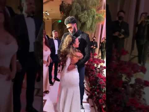 Lakers star Anthony Davis enjoying himself at a wedding party