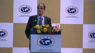 07 Ali Hussain on Power Of Entrepreneurship at 19th JIBA International Conference & Trade Fair 2012