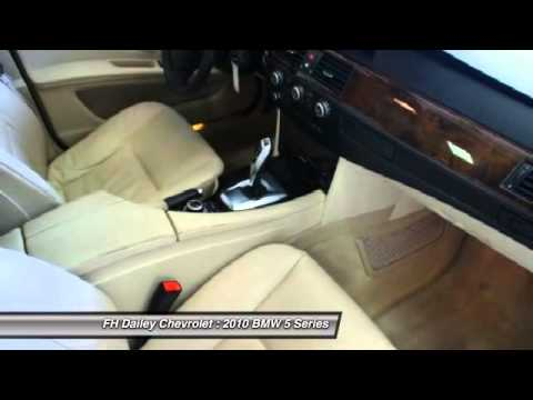 2010 BMW 5 Series FH Dailey Chevrolet - Bay Area - San Leandro CA 773