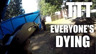 Airsoft TTT | Everyone's Dying | Canadian Sniper