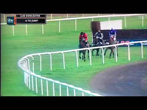 Lady Buttons Wins At Doncaster 2018