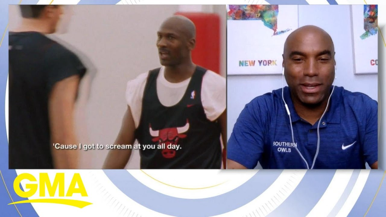 Michael Jordan Would Try To Get Scott Burrell To Fight Him 'In A ...