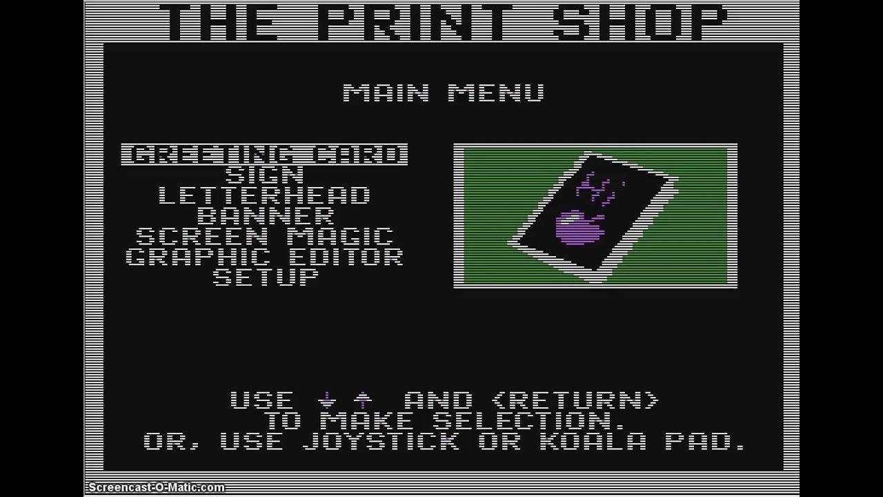 print shop freeware